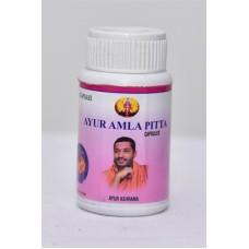 Amla Pitta 60 Capsules Aayush Santosh Guruji