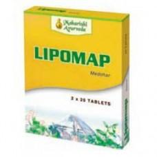 Lipomap 20 Tablets Maharishi Ayurveda