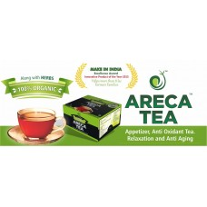 Organic Areca Tea 10bags Green Remedies