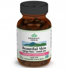 Beautiful Skin 60 Capsules Organic India