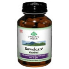 Bowelcare 60 Capsules Organic India