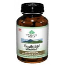 Flexibility 60 Capsules Organic India