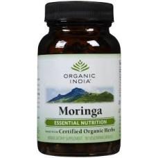 Moringa 60 Capsules Organic India