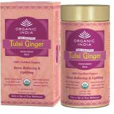 Tulasi Ginger 100g Organic India