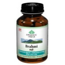 Brahmi 60 Capsules Organic India