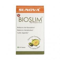 Bioslim 60 Capsules Sunova-sanat-Products