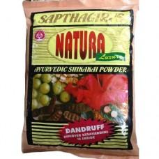 Natura Ayurvedic Shikakai Powder 500g Sapthagiri Ayurvedic