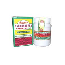 Ksheerabala 100 Capsules DS Swadeshi Pharmaceuticals