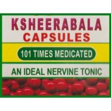 Ksheerabala 100 Capsules Swadeshi Pharmaceuticals