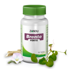 Brento Forte 60 Tablets Zandu