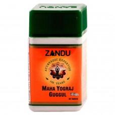 Maha Yograj Guggul 40 Tablets Zandu