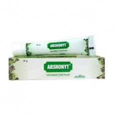 Arshonyt Ointment 20g Charak (Pilif Ointment) for piles