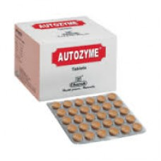 Autozyme 30 Tablet Charak Pharma for Improves Digestion