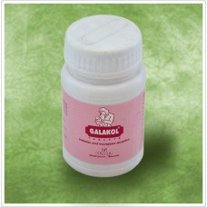 Galakol 40 Tablets Charak for Lactation