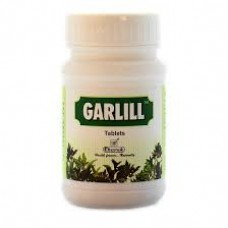 Garlill 30 Tablets Charak for Naturally relieves flatulence