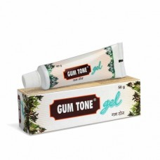 Gum Tone Gel 50g Charak for Pain Gums,Bleeding