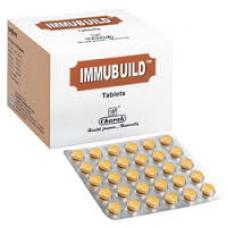 Immubuild 30 Tablets Charak for Builds Immunity