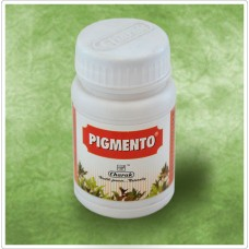 Pigmento 40 Tablets Charak for Acquired white patches