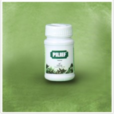 Pilief 40 Tablets Charak for  piles
