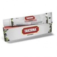 Takzema 30g Ointment Charak for Infection and Reduces pruritus,crusting