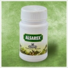Alsarex 40 Tablets Charak for Gastric ulcer, Duodenal ulcer.
