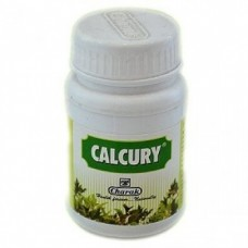 Calcury 40 Tablets Charak for Urinary calculi Renal colic