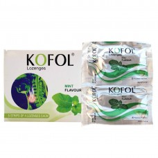 Kofol 20 Lozenges Charak for Dry cough,productive cough,smokers cough