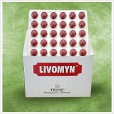 Livomyn 30 Tablets Charak for Liver Tonic