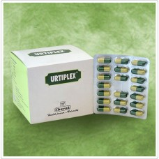 Urtiplex 20 Capsule Charak for Urticaria