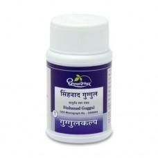 Sinhanad Guggul 60 Tablets Shree Dhootapapeshwar