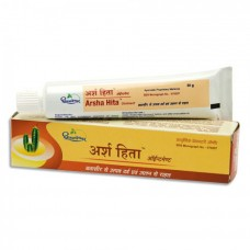 Arsha Hita Ointment 30gm Shree Dhootapapeshwar