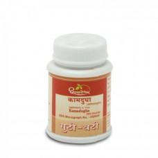 Kamdugha (Mouktikyukta) 25 Tablets Shree Dhootapapeshwar